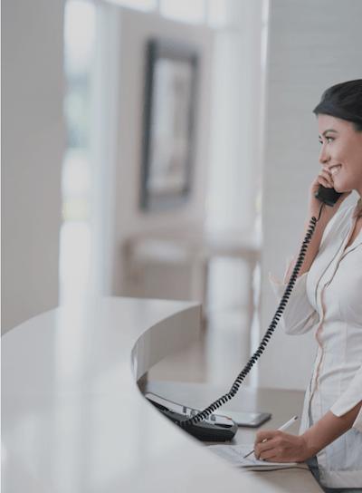 TELEFON CEVAPLAMA
